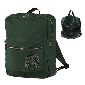 Universal Studios Harry Potter Crest Slytherin Backpack New With Tags