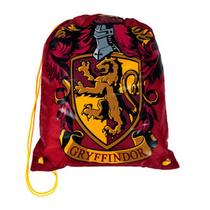 Universal Studios Harry Potter Drawstring Gryffindor Backpack New With Tags