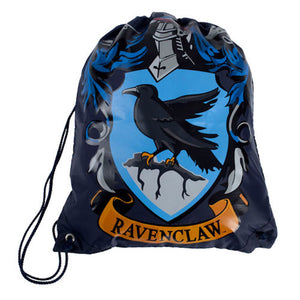 Universal Studios Harry Potter Drawstring Ravenclaw Backpack New With Tags