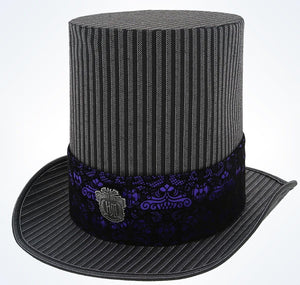 Disney Parks Haunted Mansion Groom Top Hat New With Tags