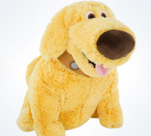 Disney Parks Authentic Pixar Up Dug With Cone Plush New With Tags