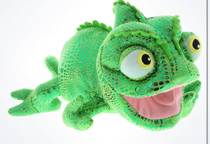 "Disney Parks 9"" Pascal From Tangled Plush New With Tags"