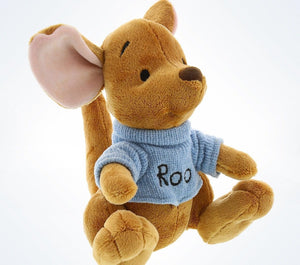 "Disney Parks Winnie The Pooh Roo 9"" Bean Bag Plush New With Tags"
