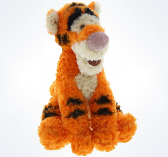 "Disney Parks Tigger From Winnie The Pooh 9"" Bean Bag Plush New With Tags"