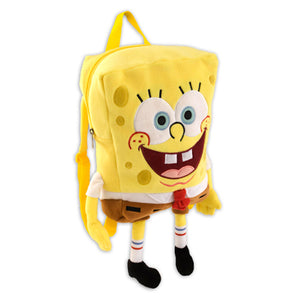 Universal Studios Spongebob Plush Backpack New With Tags