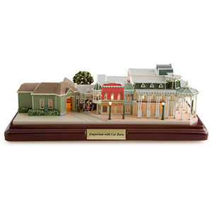 Disney Parks Walt Disney World Resort Emporium Car Miniature by Olszewski New With Box