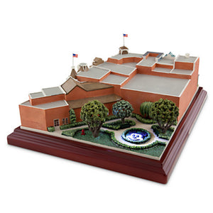 Disney Parks Walt Disney World Market House Miniature by Olszewski