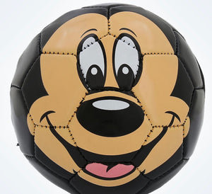 Disney Parks Mickey Mouse Face Mini Soccer Ball New