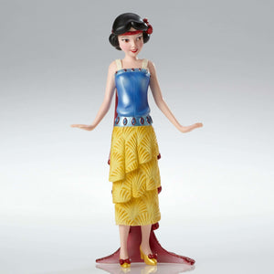 Disney Showcase Princess Snow White Art Deco Figurine 4053351 New With Box
