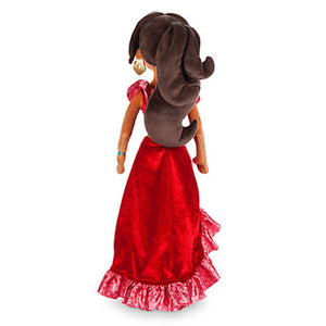 "Disney New Princess Elena Of Avalor 20"" Medium Plush New With Tags"