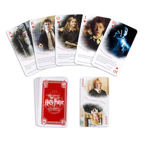 Universal Studios Wizarding World of Harry Potter 52 Playing Cards New With Box