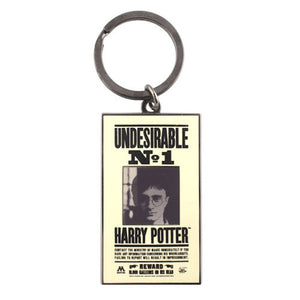 Universal Studios Wizarding World of Harry Potter Undersirable 1 Keychain New