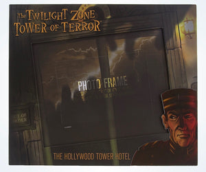 Disney Parks The Twilight Zone The Hollywood Tower Hotel Photo Picture Frame New