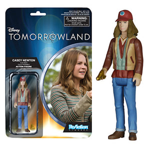 Disney Casey Newton ReAction Figure Tomorrowland 3 3/4'' by Funko New with Box - I Love Characters