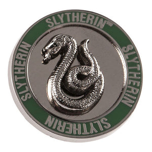 Universal Studios Harry Potter Slytherin House Icon Pin on Pin New with Card