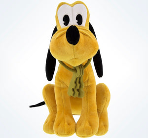"Disney Parks Pluto Pirate with Keys 9"" Plush Doll New with Tags"