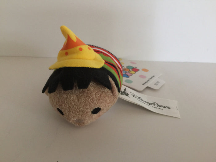 Disney Parks Exclusive Fantasyland Boy Mini Tsum Plush New with Tags
