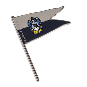 Universal Studios Harry Potter Ravenclaw Pennant Pin New with Card