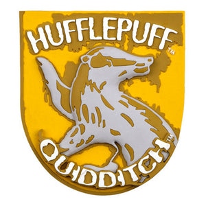 Universal Studios Quidditch Hufflepuff Magnet Wizarding World Harry Potter New