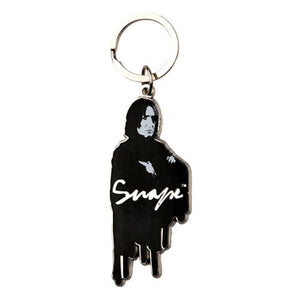 Universal Studios Harry Potter Snape Metal Keychain New with Tags