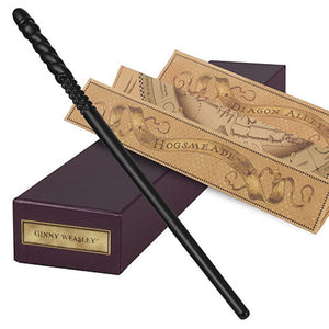 Universal Studios Interactive Ginny Weasley Wand From Harry Potter New w Box