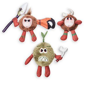 Disney Store Kakamora Plush Set from Moana New with Tags