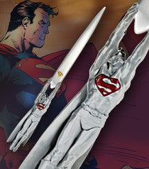Superman, Man of Steel - Letter Opener New