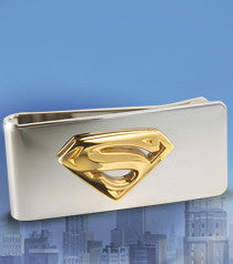 Superman Returns - Money Clip Gold New