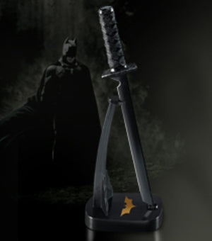 The Dark Knight Rises - Batman Ninja Sword Letter Opener New