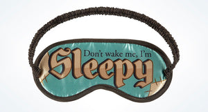 Disney Parks TAG Collection Grumpy & Sleepy Satin Sleep Eye Mask New with Card