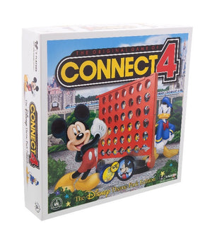 Disney Parks Disney Theme Park Edition Connect 4 Game New