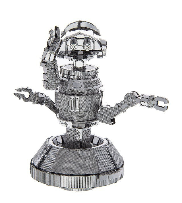 Disney Parks Star Wars Pilot Droid Rex Metal Model Kit 3D New