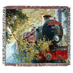 Universal Studios Wizarding World of Harry Potter Hogwarts Express Throw New with Tag