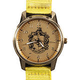 Universal Studios Harry Potter Hufflepuff Watch New with Case