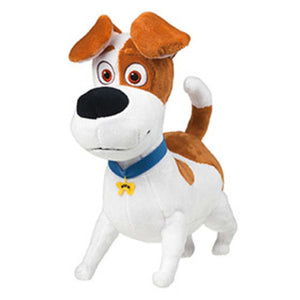 Universal Studios The Secret Life of Pets Max Plush New with Tag