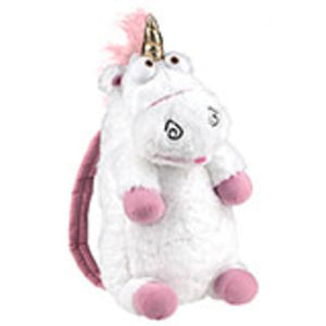 Universal Studios Despicable Me Unicorn Plush Backpack New with Tag