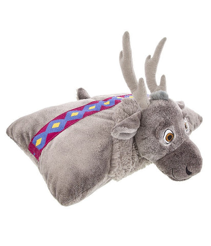 "Disney Parks Frozen Sven Pillow Plush 22"" New with Tag"