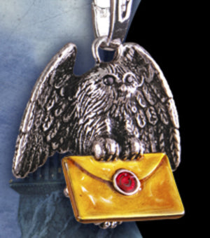 Harry Potter Lumos Charm Owl Post New with Tag