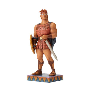 Disney Traditions Jim Shore 20th Anniversary Hercules Figurine New with Box