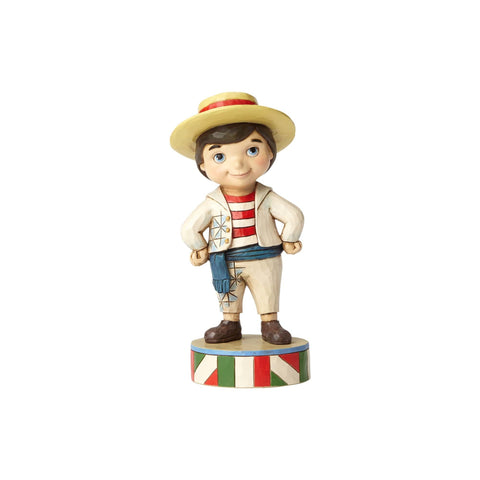 Disney Jim Shore It's a Small World Italy Musical Figurine New with Box