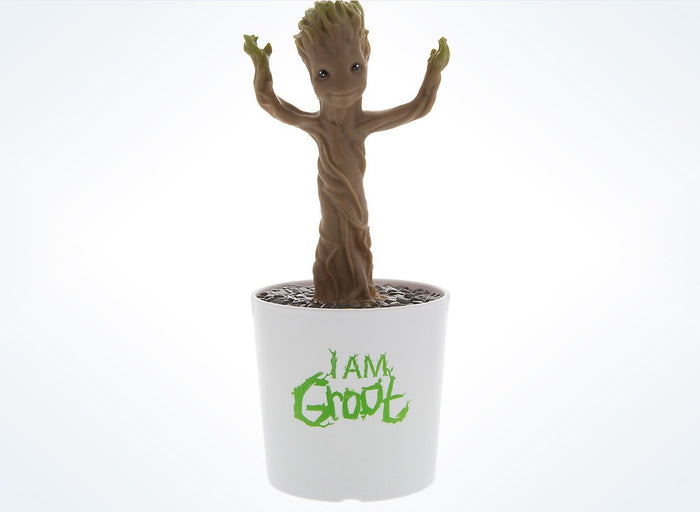 Disney Parks Marvel Guardians of the Galaxy Groot Plastic Toy New