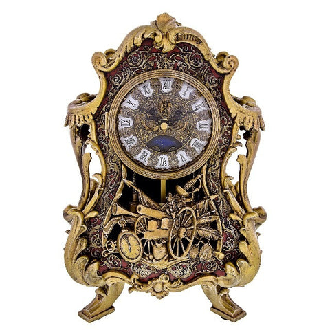 Disney Parks Beauty And The Beast Film Cogsworth Clock