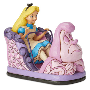 Disney Disneyland Alice in Wonderland Ride Figure by Jim Shore New with Box