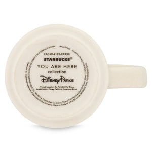 Disney Parks Starbucks California Adventure Ornament Mug Paradise Pier New