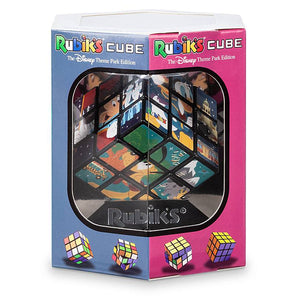 Disney Parks Life Mickey Mouse and Friends Rubik's Cube Puzzle New