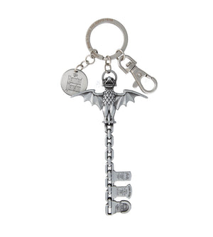 Disney Parks Haunted Mansion Gargoyle Key Keychain New With Tags
