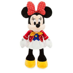 Disney Cruise Line Minnie Mouse 19 inc Plush New with Tags