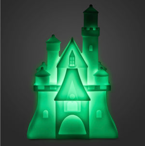 Disney Parks Castle Night Light New with Tag