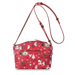 Disney Mickey Mouse and Friends Holiday Crossbody by Dooney & Bourke New