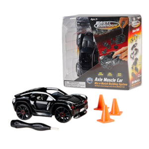 Universal Studios Fast & Furious Axle Muscle Car Racer New with Box